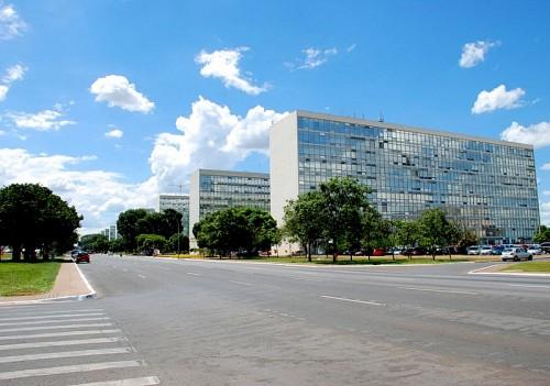 Pista de Circulação da Esplanada dos MInistérios